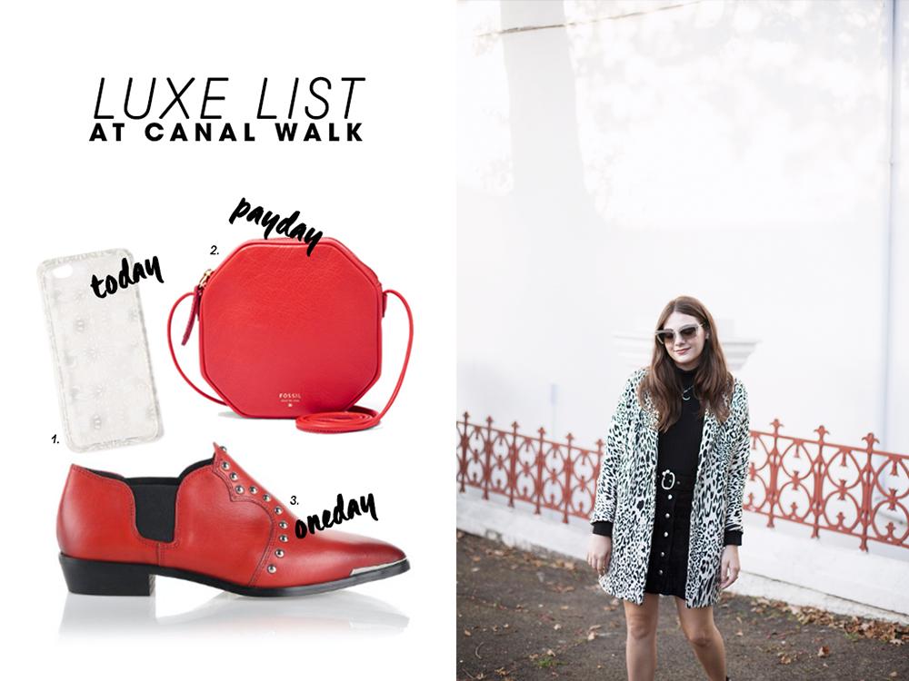 LUXE LIST canal walk TVJ